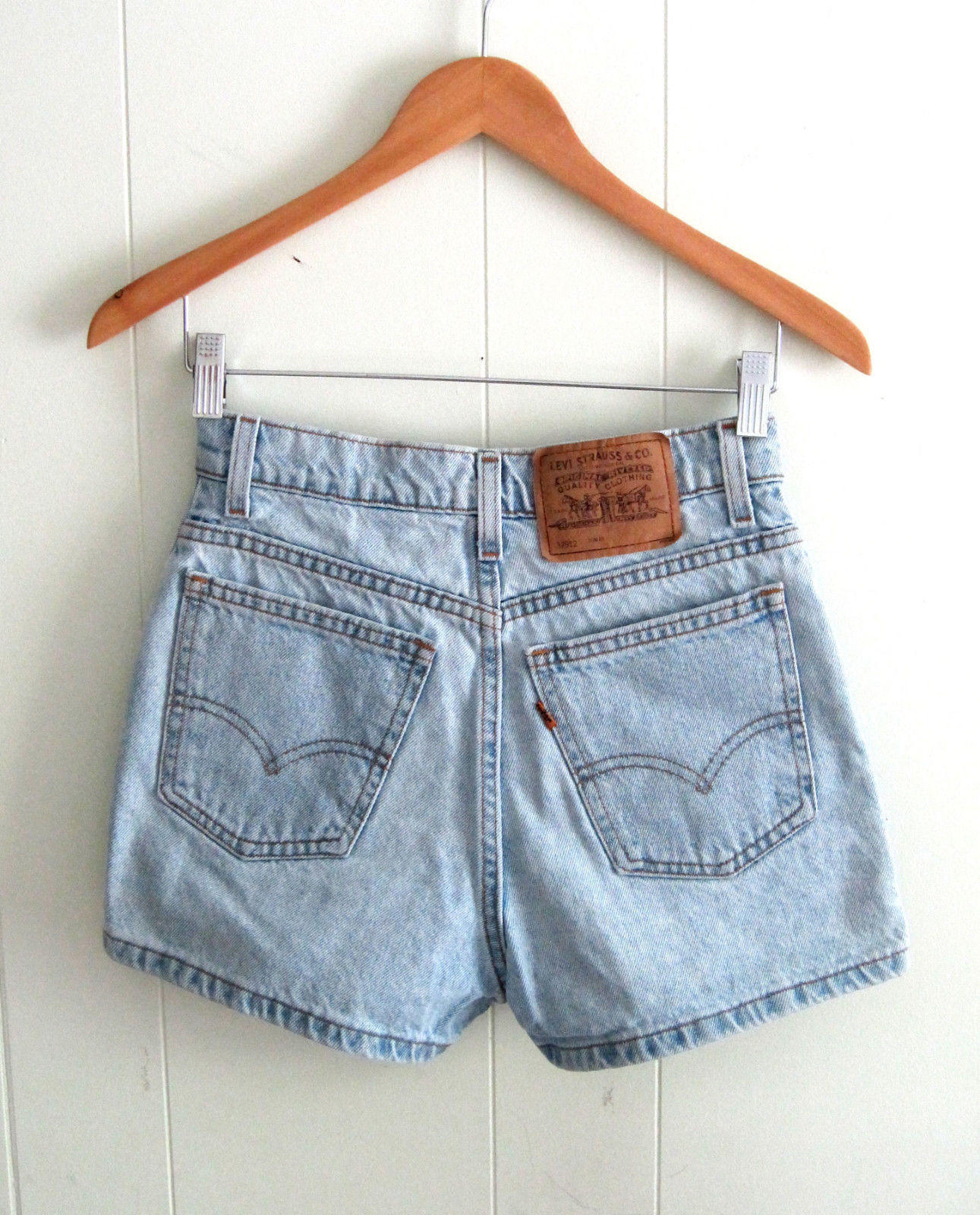 6b002473c Vintage 912 Levi's Light Wash High from thefamilyvintage on