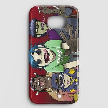 Gorillaz Samsung Galaxy Note 8 Case