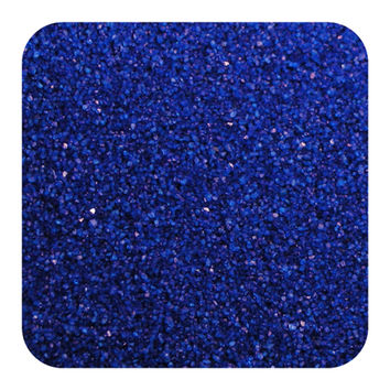 Sandtastik Floral Colored Home DecorativeSand 2 lb (909 g) Bag - Baja Blue