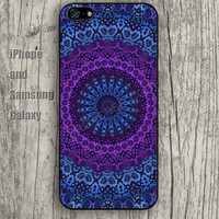 Mandara lighting iphone 6 6 plus iPhone 5 5S 5C case Samsung S3,S4,S5 case Ipod Silicone plastic Phone cover Waterproof