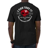 Krav Maga - Limits - SM Logo RED T-shirts from Zazzle.com