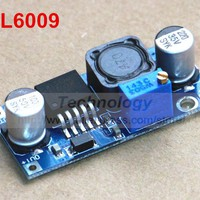 Free shipping! 1pcs DC-DC Adjustable Step-up boost Power Converter dcdc Module XL6009 Replace LM2577