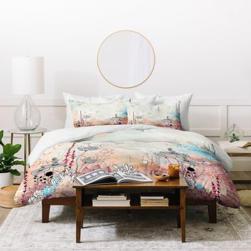 Iveta Abolina Crystal Lake Duvet Cover