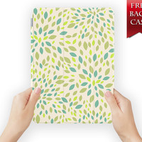 ipad case leather smart cover watercolor flower for ipad mini ipad air 1 2 3 retina display watercolorflower-01pattern01