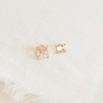 Kristen Elspeth Herkimer Diamond Stud at General Store