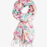 Geo Butterfly Scarf | FOREVER 21 - 1026071712
