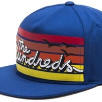 SHOP THE HUNDREDS | The Hundreds: Grooveline snap-back cap