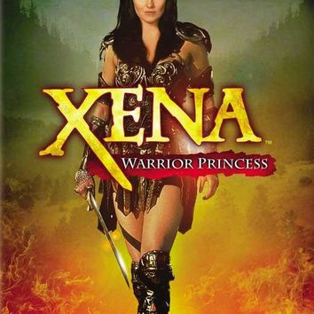 Xena Warrior Princess 11x17 TV Poster (1997)