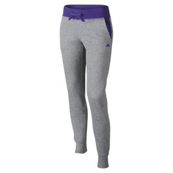 Nike SB Sydney Slim Girls' Sweatpants - Grey