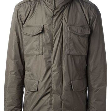 DCCKIN3 Moncler 'Hector' padded jacket