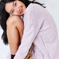BDG Talen Zip-Side Pullover Sweater - Urban Outfitters