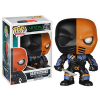 Deathstroke Arrow TV Series Pop Heroes Vinyl Figure