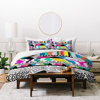 Kris Tate Something About My Youth 1 Duvet Cover