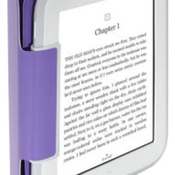 Clip Cover in Lilac for NOOK GlowLight