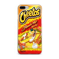 HOT CHEETOS CUSTOM IPHONE CASE