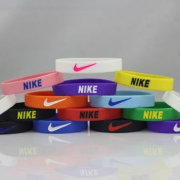 Nike Baller Band Silicone Rubber bracelet (28) COLORS CHOOSE X 1 HUGE SALE* BEST