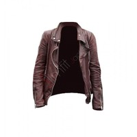 Once Upon a Time Season 2 Emma Swan Brown Jacket
