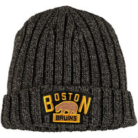 Men's Boston Bruins CCM Black 2016 Winter Classic Watch Cap Cuffed Knit Hat