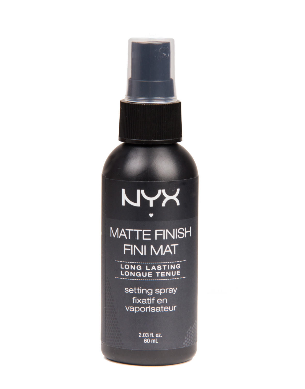 Nyx matte finish setting spray from 2020ave beauty