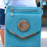 Neno Purse Blue