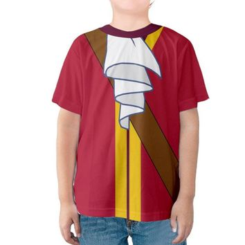 Kid's Captain Hook Peter Pan Inspired Shirt