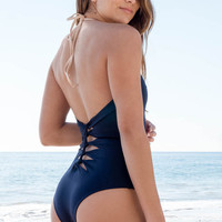 Cali Dreaming - Andromeda One Piece | Navy