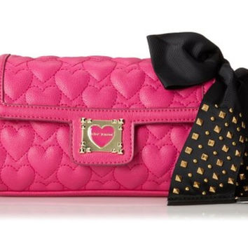 Betsey Johnson My Sweetheart Crossbody Bag