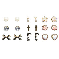Lovestruck Earring Set | Wet Seal