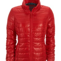 Small Channel Lightweight Puffer Jacket