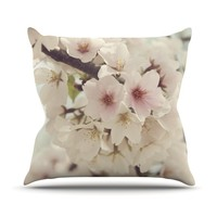 "Catherine McDonald ""Divinity"" Throw Pillow"