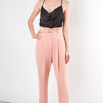 Baked Peach Pants