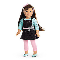 American Girl® Clothing: Grace's Baking Outfit for Dolls