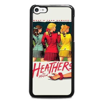 HEATHERS BROADWAY MUSICAL iPhone 5C Case Cover