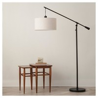 Pendant Floor Lamp Ebony - Threshold™