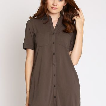 Lola Shirt Dress | Ruche
