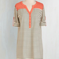 ModCloth Mid-length 3 Shift Peppy and you Know It Dress