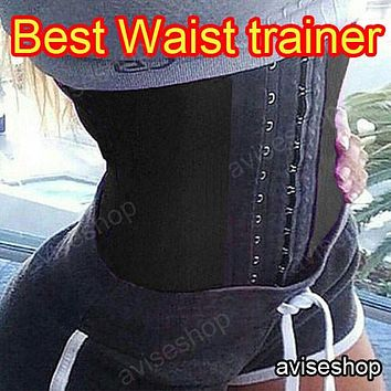 Original Waist Trainer Cincher Work Out Trainer Belt Slimming Waist