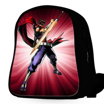 Strider Ultimate Marvel Vs Capcom Backpack