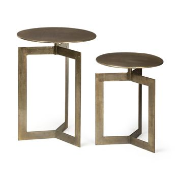 Ketchikan Accent Tables (Set of 2)