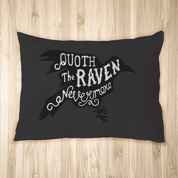 Quoth the Raven Pet Bed