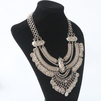 Serpents Jewels Long Necklace