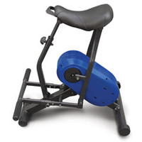 The Compact Core Exerciser - Hammacher Schlemmer