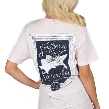 Southern As Seersucker by Lauren James