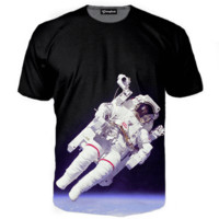 Astronaut in Space Tee