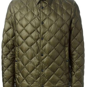 VONEG8Q Moncler quilted padded jacket