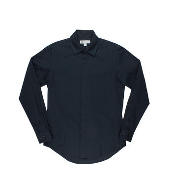 Bates Button Down / Navy French Twill