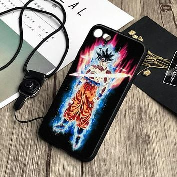 Dragon Ball Super Goku For Apple iPhone X 8Plus 8 7Plus 7 6SPlus 6s 6Plus 6 Se 5s 5 Soft Silicone Tpu Phone Case