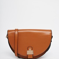 ASOS 70s Saddle Cross Body Bag at asos.com