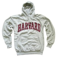 Harvard University Hoodie, Officially Licensed Hooded Sweatshirt