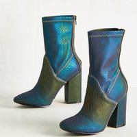 Lustrous For Power Boot | Mod Retro Vintage Boots | ModCloth.com